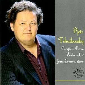 Tchaikovsky: Complete Piano Works, Vol. 2