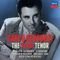Carlo Bergonzi: The Verdi Tenor