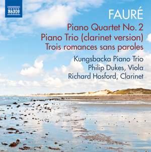 Fauré: Piano Quartet No. 2