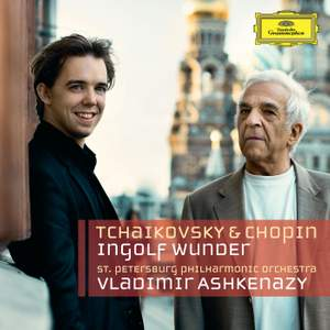 Ingolf Wunder Plays Tchaikovsky & Chopin Product Image