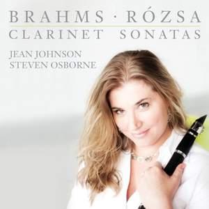 Brahms & Rózsa: Clarinet Sonatas