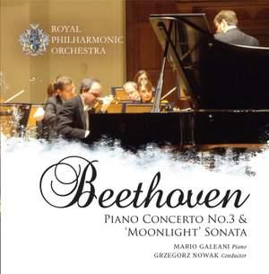 Mario Galeani plays Beethoven