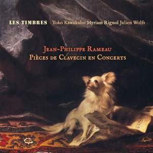 Rameau: Pièces de Clavecin en concerts Product Image