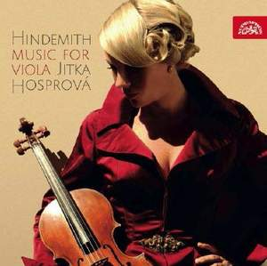 Hindemith: Music for Viola