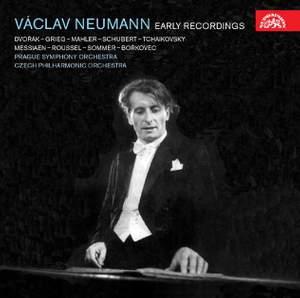 Václav Neumann: Early Recordings 1953-1968