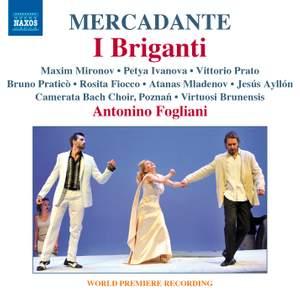 Mercadante: I Briganti Product Image