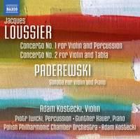 Loussier: Concertos