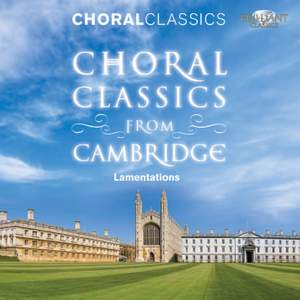 Choral Classics from Cambridge Product Image
