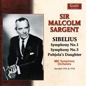 Sir Malcolm Sargent conducts Sibelius