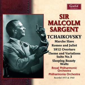 Sir Malcolm Sargent conducts Tchaikovsky