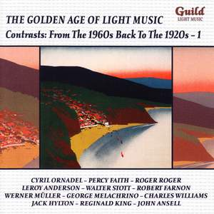 GALM 118: Contrasts 60s back to 20s