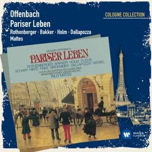 Offenbach: Pariser Leben Product Image