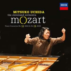 Mozart: Piano Concertos Nos. 18 & 19 Product Image