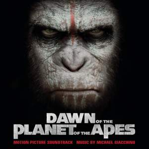 Giacchino: Dawn of the Planet of the Apes OST Product Image