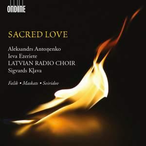 Sacred Love Product Image