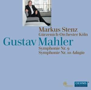 Mahler: Symphony No. 9 & Symphony No. 10 Adagio
