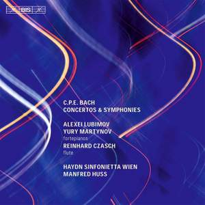 CPE Bach: Concertos and Symphonies