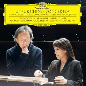 Unsuk Chin: Three Concertos Product Image