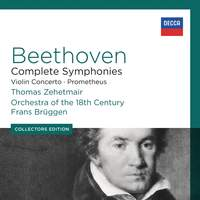Beethoven: Complete Symphonies, Violin Concerto & Prometheus