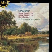 Stanford: String Quartets Nos 1 & 2