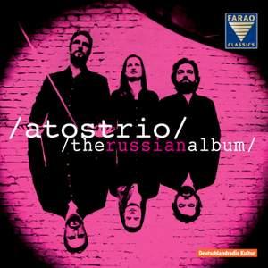 ATOS Trio: the russian album Product Image