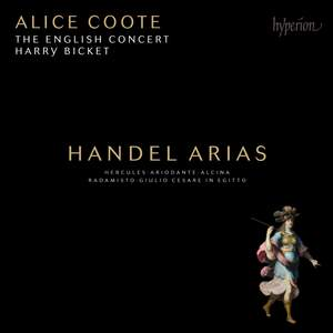 Handel: Arias