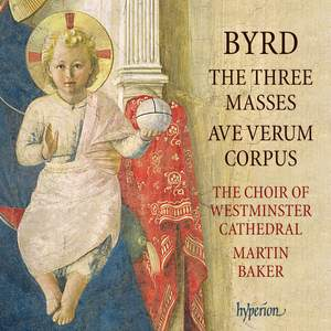 Byrd: The Three Masses Product Image
