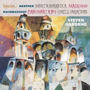 Medtner & Rachmaninov: Piano Sonatas Product Image