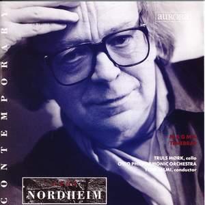 Arne Nordheim: Tenebrae & Magma