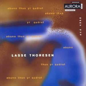 Lasse Thoresen: Chamber Works