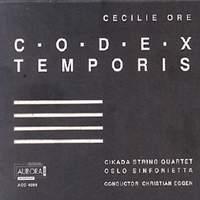 Cecilie Ore: Codex Temporis