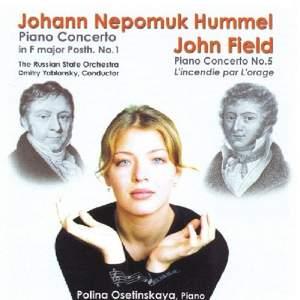 Hummel & Field: Piano Concertos