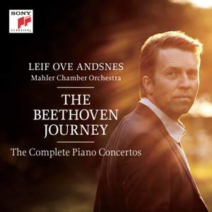 Leif Ove Andsnes: The Beethoven Journey (Piano Concertos Nos. 1-5)
