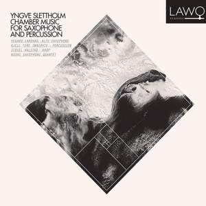 Yngve Slettholm: Chamber Music for Saxophone & Percussion Product Image
