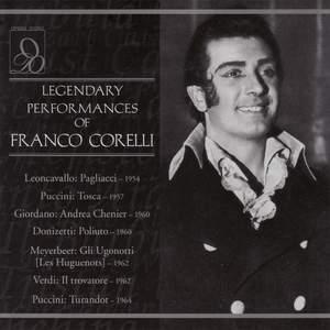 Legendary Performances Of Corelli