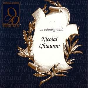 An Evening With Nicolai Ghiaurov