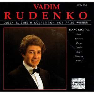 Vadim Rudenko - Queen Elisabeth Competition 1991 Prize Winner