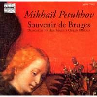 Mikhail Petukhov: Souvenir de Bruges