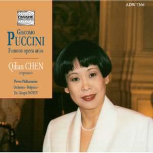 Puccini: Famous Opera Arias Product Image