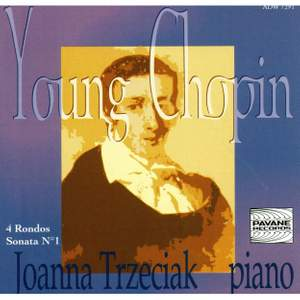 Chopin: Young Piano Works Product Image
