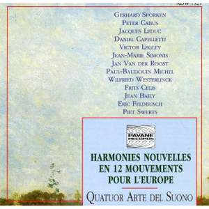 Harmonies Nouvelles for Europe Product Image