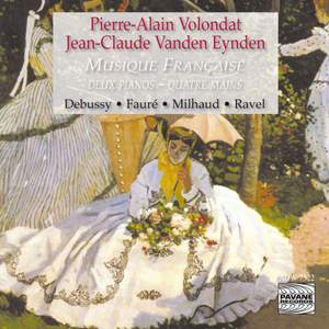 French Music for Two Pianos