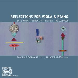 Reflections for viola and piano Product Image