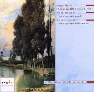 Haydn, Bruckner & Dvorak: String Quartets