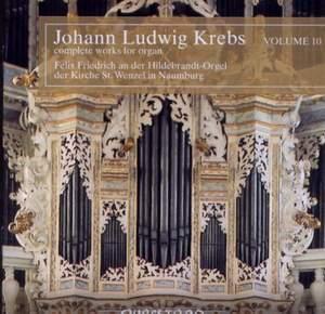 Johann Ludwig Krebs: Complete Works For Organ, Vol. 1
