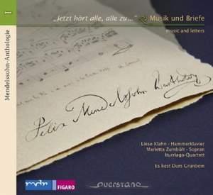 Mendelssohn Anthology Vol. 1: Music and Letters