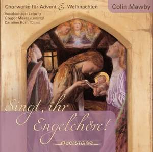 Colin Mawby: Choral Works for Advent & Christmas