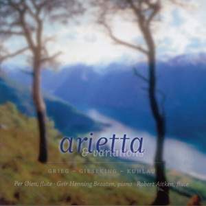 Arietta & Variations