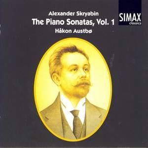 Scriabin: Piano Sonatas, Vol. 1