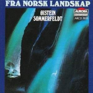 Øistein Sommerfeldt: Chamber Music